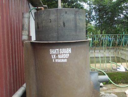 2015, Biogas