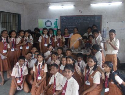2014 Ganpati Workshop on Yshodhan highschool