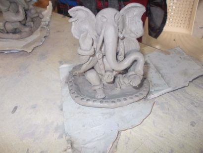 2014 b Ganpati Workshop on Yshodhan highschool