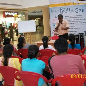 2008 Awareness Creation Rainwater Harvesting Inorbit Mall Vashi