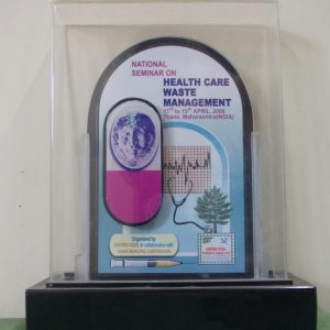 National Seminar On Health Care Waste Management(2006, Thane Mahaashtra)