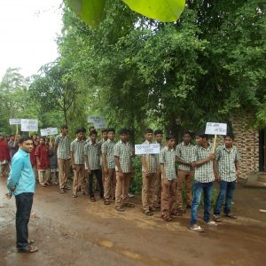 Plantation awareness programme