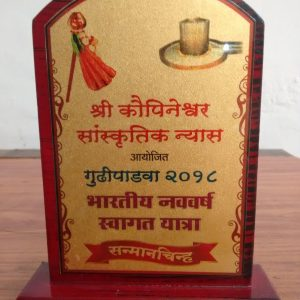 Gudhipadva 2018 – Nav varsh Swagat yatra ( 3rd Prize)