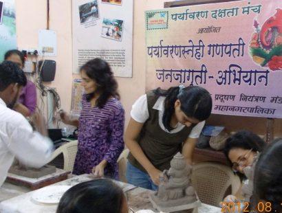 2013 ganpati workshop