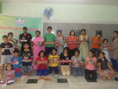 2016 Ganpati workshop on prakurti society