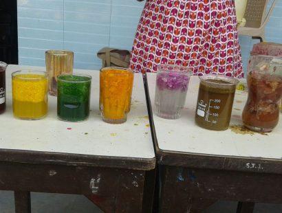 Natural Colours Workshop c