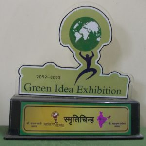 Green Idea-Exhibition 2012-2013. Smrutichinha